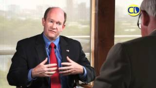 preview picture of video 'Senator Chris Coons: Foreign Affairs'