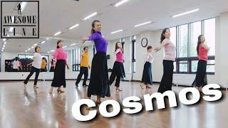 Cosmos Line Dance   Junghye Yoon(KOR) High Beginner Level