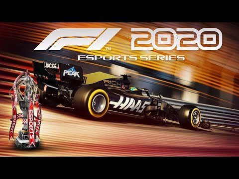 QUALIFYING FOR F1 2020 ESPORTS