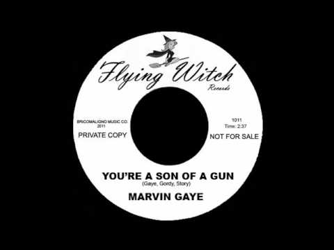 You're a Son of a Gun (Song) by Marvin Gaye