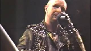 Judas Priest - Live in Detroit (1990) Full Concert