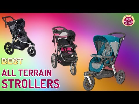 7 Best All Terrain Strollers of 2018 (Mom's Guide & Reviews)