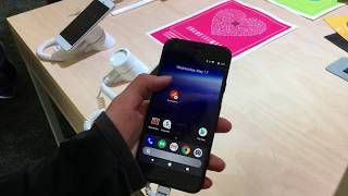 Unreleased Pixel Launcher shows up at Google I/O