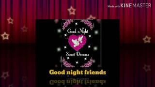 Good Night Sweet Dreams Friends 免费在线视频最佳电影电视节目