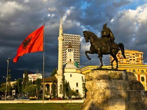 السياحة المذهلة | تغطية الأخ عبد العزيز السلامة لعاصمة ألبانيا تيرانا | Tirana Capital of Albania