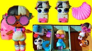 НОВЫЕ ПИТОМЦЫ ДЛЯ КУКЛЫ ЛОЛ! УЛЬТРАРЕДКИЕ LOL Surprise BLIND BAGS Игрушки для Детей