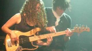Jeff Beck and Tal Wilkenfeld Bass Duet New York 2009