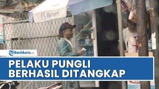 Beredar Video Pria Diduga Lakukan Pungli ke Sopir Angkot di Pasar Minggu, Kini Pelaku Ditangkap