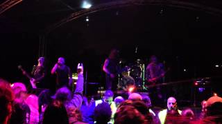 Video Sekhmet (Cz) - All Shall Bear Witness (Live at Darkness Rising F