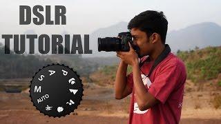 DSLR Tutorial: Manual Mode