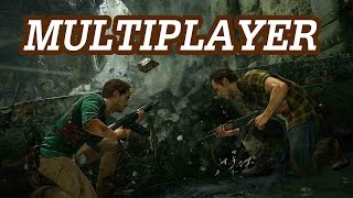 Uncharted 4 Multiplayer Gameplay - SUPER CLOSE ENDING!