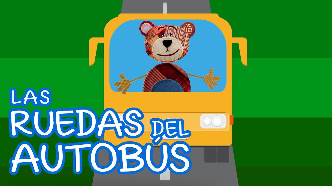Las ruedas del autobus con Traposo | Canciones infantiles