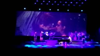 "John Legend ""hold on longer"" live in LA"