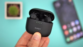 AUKEY EP-N5 Review - Cheap ANC Earbuds That Sound GREAT!