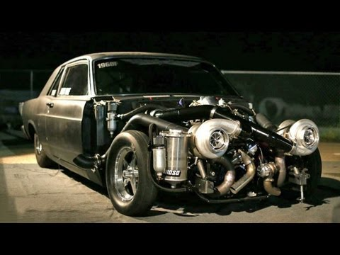 2600hp Ford Falcon??? The DIRTY BIRD Mp3