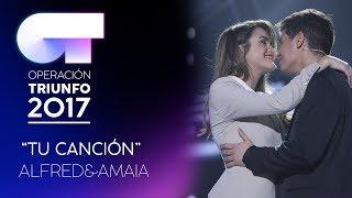 Descargar MP3 de TU CANCIÓN - Alfred y Amaia   OT 2017   Gala Eurovisión