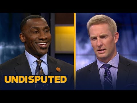 Skip, Shannon and Joel Klatt react to Alabama's win in the 2018 Sugar Bowl | UNDISPUTED
