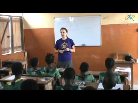 Girl's Teaching Volunteer Project in Tamale Ghana with Volunteering So