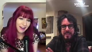 Nikki Sixx talks about his new book and making peace with his troubled family background