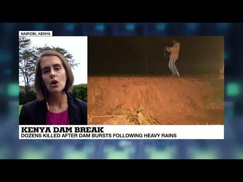 Kenyan dam collapse: