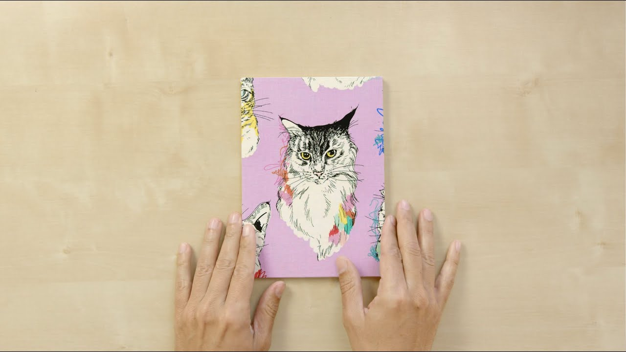 Overview of some handmade notebooks