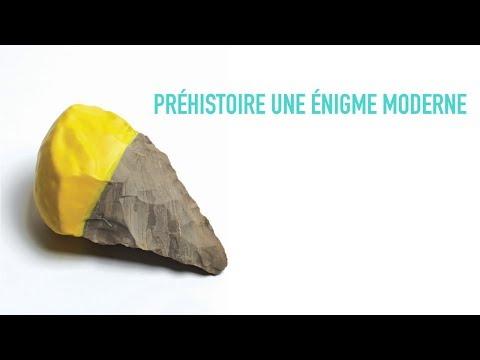 Préhistoire, une énigme moderne au Centre Georges-Pompidou