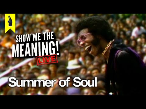 Summer of Soul (2021) - Show Me the Meaning! LIVE!