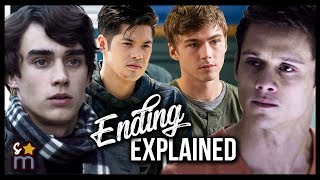 13 REASONS WHY Season 3 ENDING EXPLAINED   What Happened to Bryce?!?