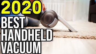 BEST HANDHELD VACUUM 2020 - Top 10