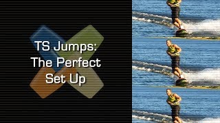 #8 Boat Wakeboard Intermediate – TS jumps: perfect set up