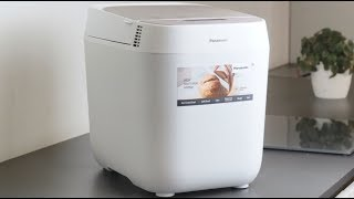 Panasonic SD-ZP2000 Croustina Brotbackautomat | Test