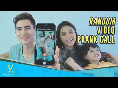 #PRANK - PRANK VIDEO CALL ORANG2 RANDOM DARI INSTAGRAM !! ft. Aurel Hermansyah