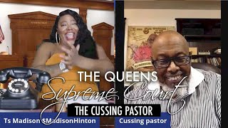 "The Queens Supreme Court ""virtual Court"" with Thaddeus Matthews -CUSSIN PASTOR"