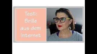 Test: Brille aus dem Internet | Bärbel Schäfer