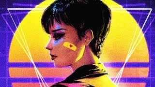 'RETROWAVE' Best Of Retro Electro And Synthwave Music Mix