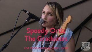 "Speedy Ortiz | ""The Graduates"" | SXSW | PitchforkTV"