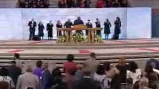 "Pastor T.D. Jakes ""singin""- Jesus will fix it"