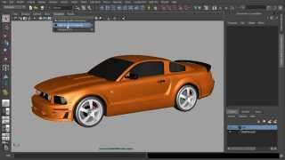 Ask DT: Maya - How to Increase the Display Quality in the Viewport