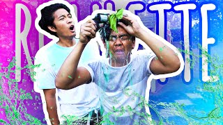 WATER BALLOON ROULETTE CHALLENGE!