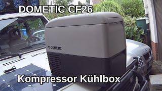 Dometic CF26 Kompressor Kühlbox   DER MÖLLER   #12/2020