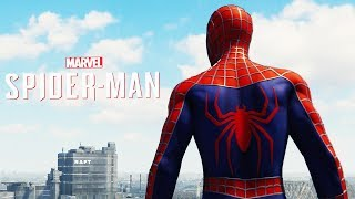 Spider-Man PS4 - Oh. My. God. A NEW SUIT IS BEING ADDED!