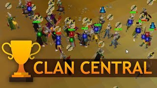 Clan Central: Rejuvenating Clans in Oldschool Runescape (Clan Guilds)