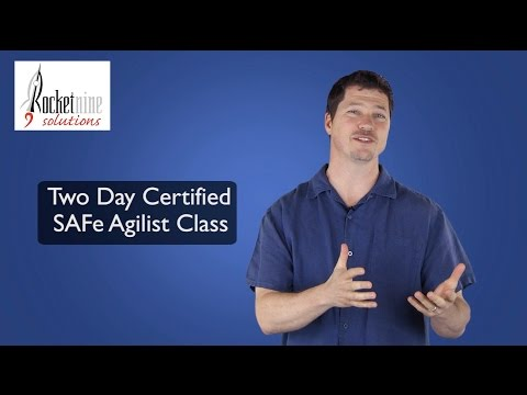 Certified SAFe Agilist vs. Scaled Program Consultant - YouTube