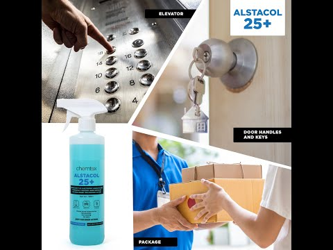 Alcohol Based Surface Disinfectant