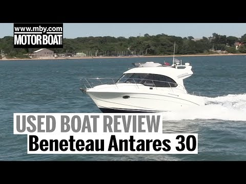 Beneteau Antares 30 | Used Boat Review | Motor Boat & Yachting