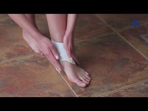Wkładki koślawego lub buty
