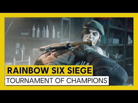 RAINBOW SIX SIEGE – THE TOURNAMENT OF CHAMPIONS (Road to S.I. 2020 event)