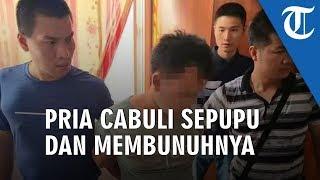 Bocah 15 Tahun Tewas Diperkosa dan Dicekik Sepupunya, Pelaku Buang Jasad Korban ke Gua
