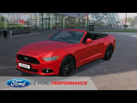 Virtual Ford Mustang App is Now Available