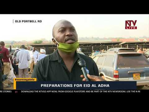 ON THE GROUND: Preparations for Eid Al Adha already underway